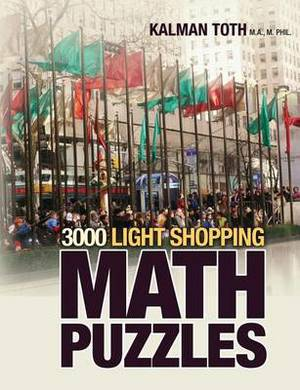 3000 Light Shopping Math Puzzles