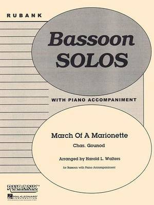 March of a Marionette: Bassoon Solo with Piano - Grade 2.5