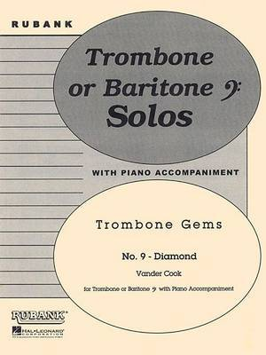 Diamond: Trombone (Baritone B.C.) Solo with Piano - Grade 3