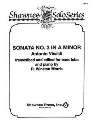 Sonata No. 3 in a Minor: Tuba in C (B.c.) and Piano