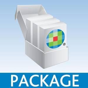 Weber CoursePoint & Text; Dudek CoursePoint & Text; Plus Kelley Lab Manual Package