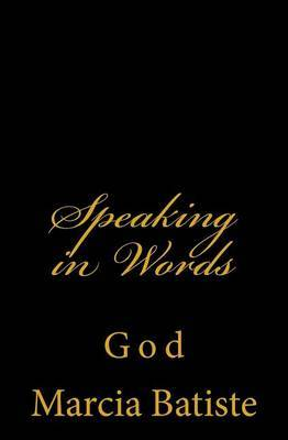 Speaking in Words: God
