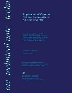 Application of Color to Reduce Complexity in Air Traffic Control