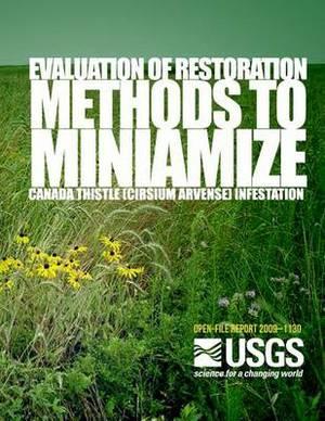 Evaluation of Restoration Methods to Minimize Canada Thistle (Cirsium Arvense) Infestation