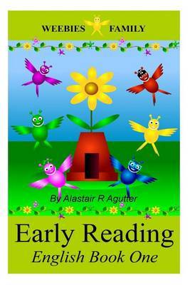 Weebies Family Early Reading: English Book One