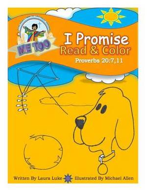 I Promise: Read & Color