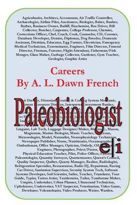 Careers: Paleobiologist