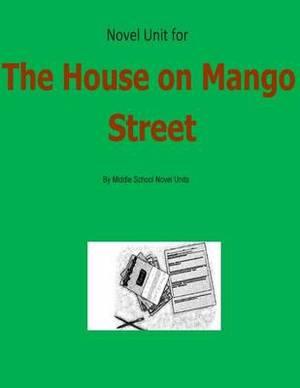 Novel Unit for House on Mango Street