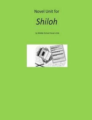 Novel Unit for Shiloh