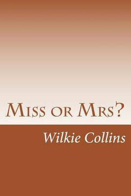 Miss or Mrs?