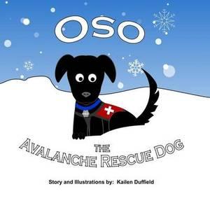 Oso the Avalanche Rescue Dog