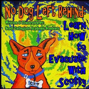 No Dog Left Behind: Learn How to Evacuate with Scotty