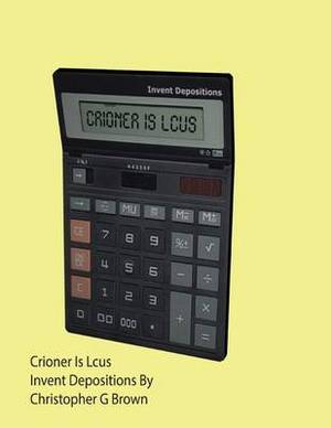 Crioner Is Lcus: Invent Depositions