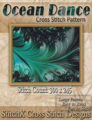 Ocean Dance Cross Stitch Pattern