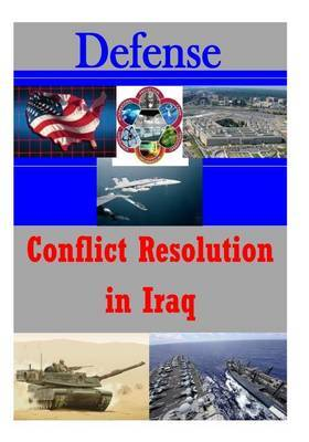 Conflict Resolution in Iraq