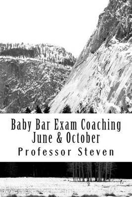 Baby Bar Exam Coaching June & October  : No Bar Baby Bar Repeat
