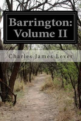 Barrington: Volume II