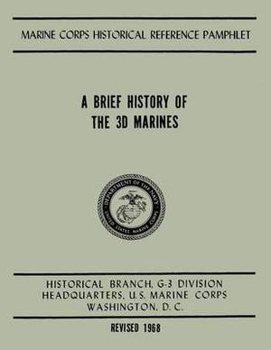 A Brief History of the 3D Marines