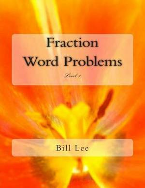Fraction Word Problems: Level 1