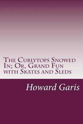 The Curlytops Snowed In; Or, Grand Fun with Skates and Sleds
