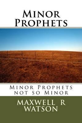 Minor Prophets: Minor Prophets Not So Minor