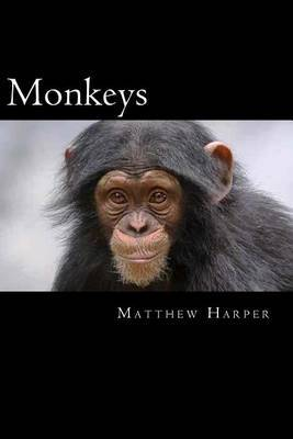 Monkeys: A Fascinating Book Containing Monkey Facts, Trivia, Images & Memory Recall Quiz: Suitable for Adults & Children