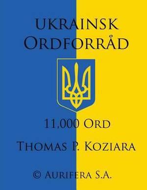 Ukrainsk Ordforrad