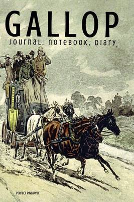 Gallop Journal, Notebook, Diary
