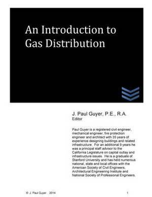 An Introduction to Gas Distribution