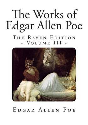 The Works of Edgar Allen Poe: The Raven Edition - Volume LLL