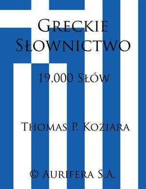 Greckie Slownictwo