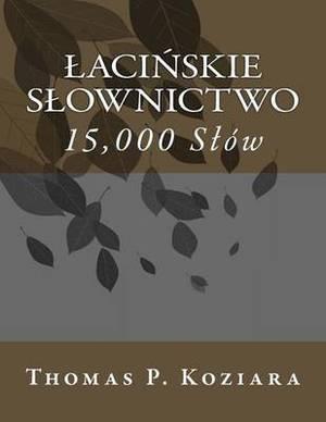 Lacinskie Slownictwo