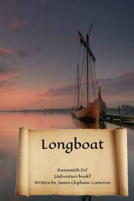 Longboat: Runesmith D12 (Adventure Book)