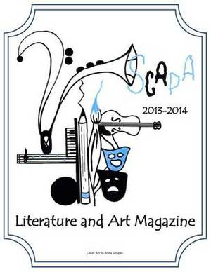 Scapa's 2013-2014 Literature and Art Magazine