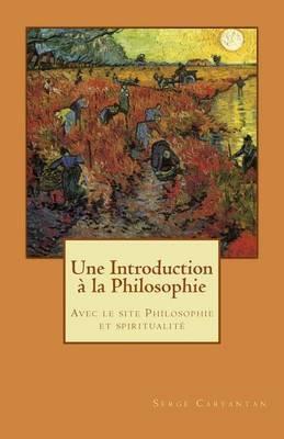 Une Introduction a la Philosophie Du Droit: Philosophie Et Spiritualite