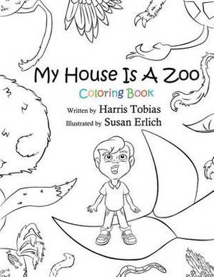 My House Is a Zoo Coloring Book