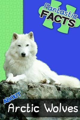 Fantastic Facts about Arctic Wolves: Illustrated Fun Learning for Kids