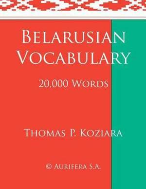 Belarusian Vocabulary