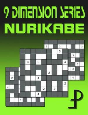 9 Dimension Series: Nurikabe