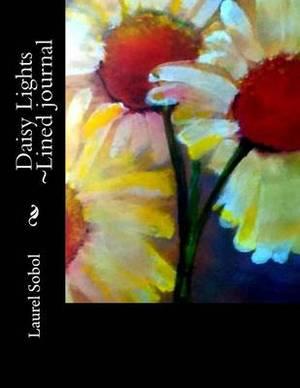 Daisy Lights Lined Journal