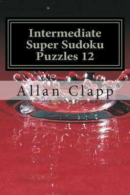 Intermediate Super Sudoku Puzzles 12