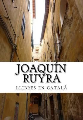 Joaquin Ruyra, Llibres En Catala