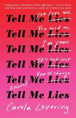 Tell Me Lies: A Novel