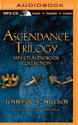 Ascendance Trilogy: The False Prince / the Runaway King / the Shadow Throne