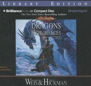 Dragons of the Highlord Skies: Library Edition