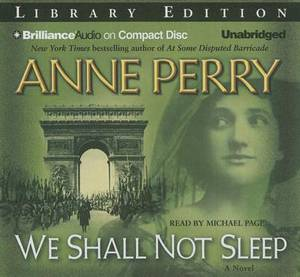 We Shall Not Sleep: Library Edition