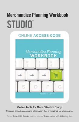 Merchandise Planning Workbook: Studio Access Card
