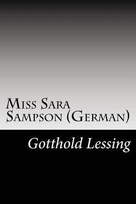 Miss Sara Sampson (German)
