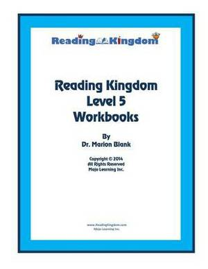 Reading Kingdom Workbooks - Level 5