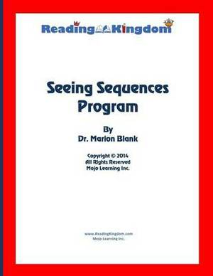 Reading Kingdom - Seeing Sequences Program